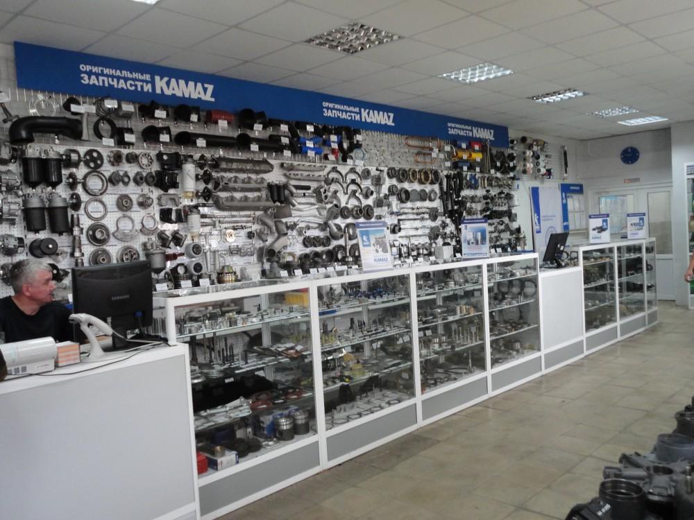 Магазин камаз